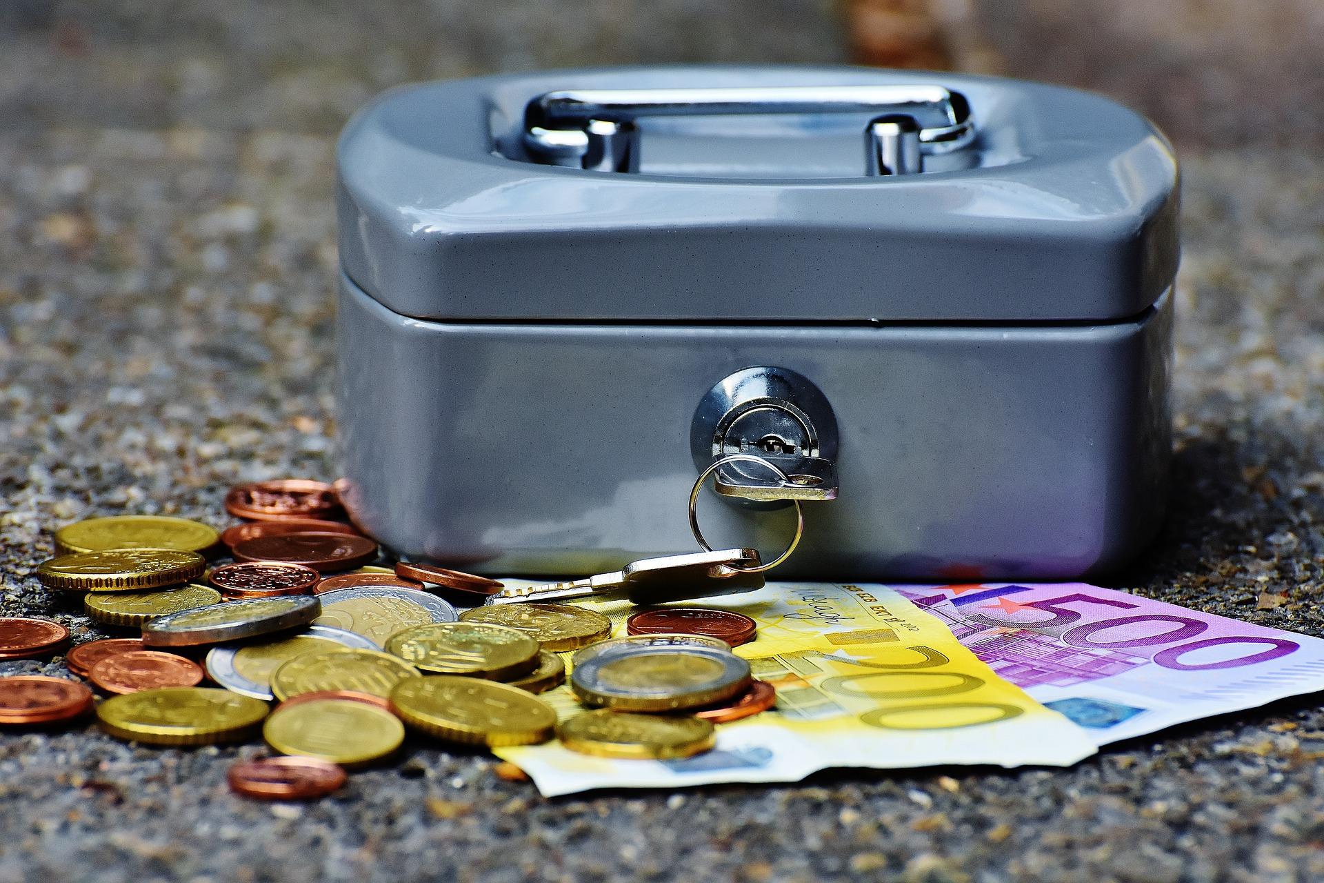 winst overschrijven naar privérekening
